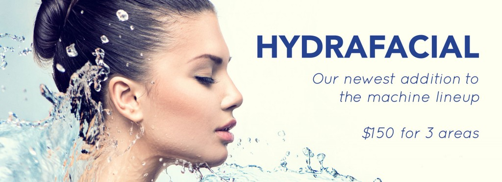 Hydrafacial | Spa Services at Elaine Sterling Institute